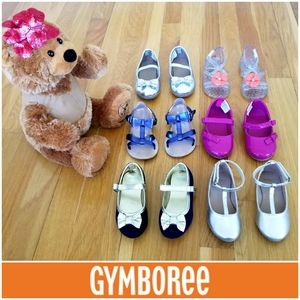 🌼6 PAIRS! Gymboree Girls Shoes and Sandals